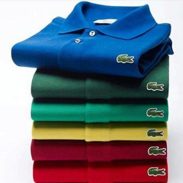 eceda44d82 Lacoste Polo Shirt Classic Different color And Sizes.
