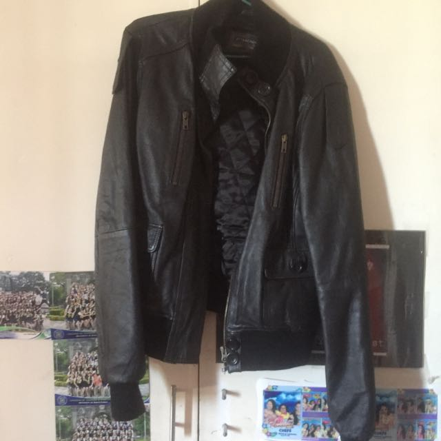 Leather Jacket From London