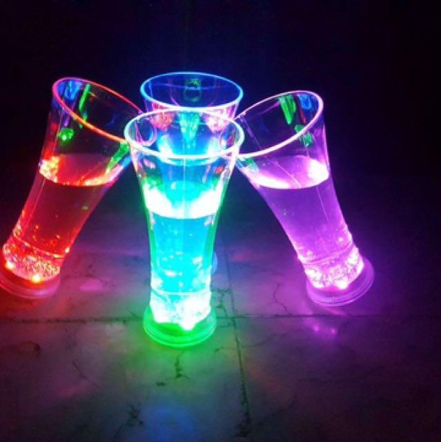 LED GLASS And MUGS