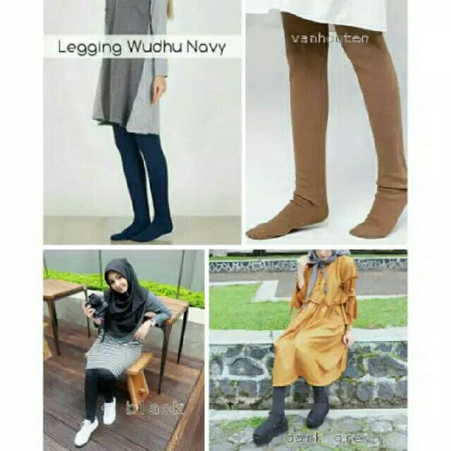 Legging Wudhu Olshop Fashion Olshop Wanita On Carousell