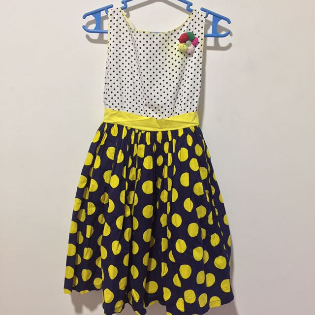 Little Miss Polka Dots Dress