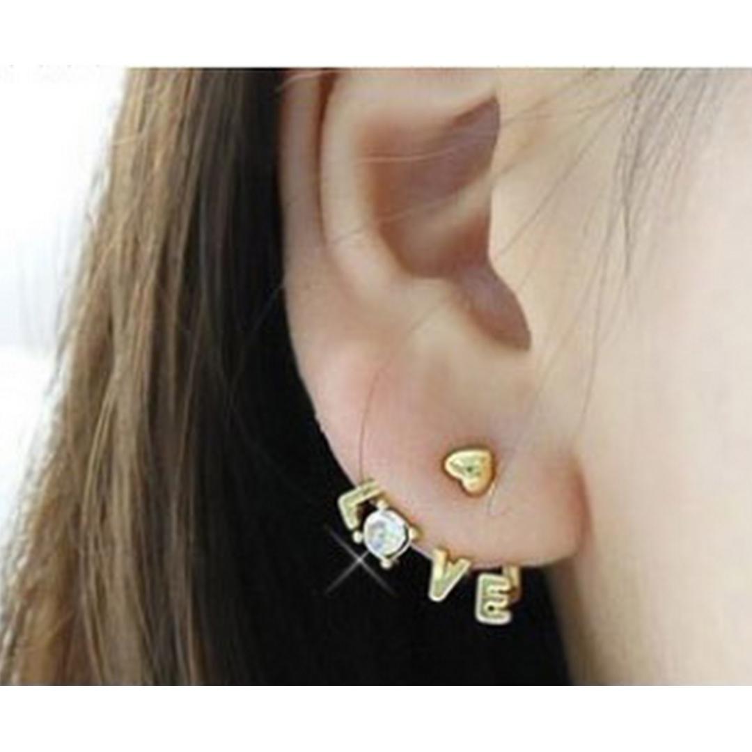 Love wrap Earrings
