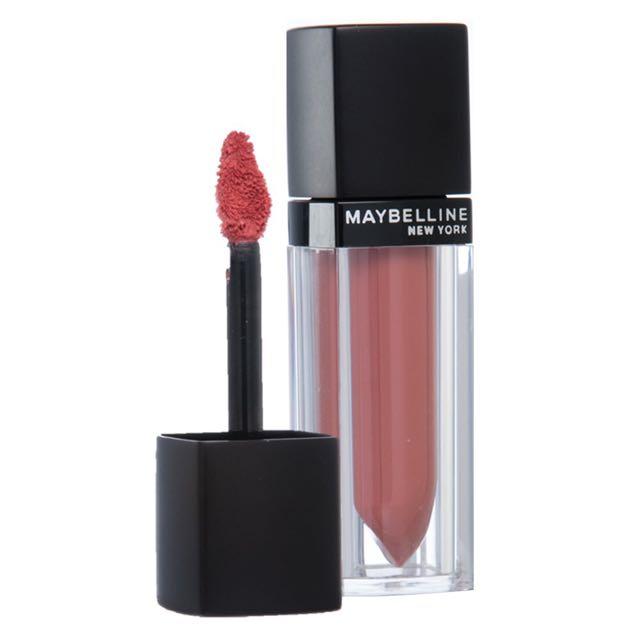 Maybelline Color Sensational Vivid Matte Liquid Lipstick, Health & Beauty, Makeup on Carousell