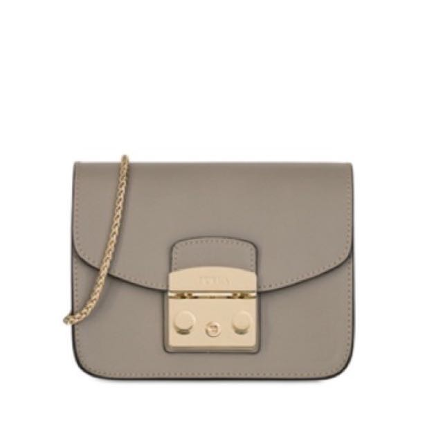 Metropolis Mini Crossbody Authentic