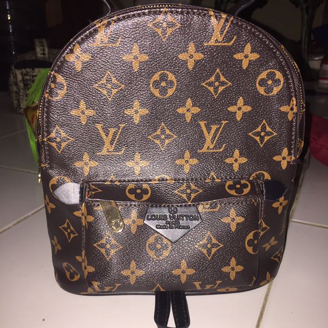 Mini Backpack LV