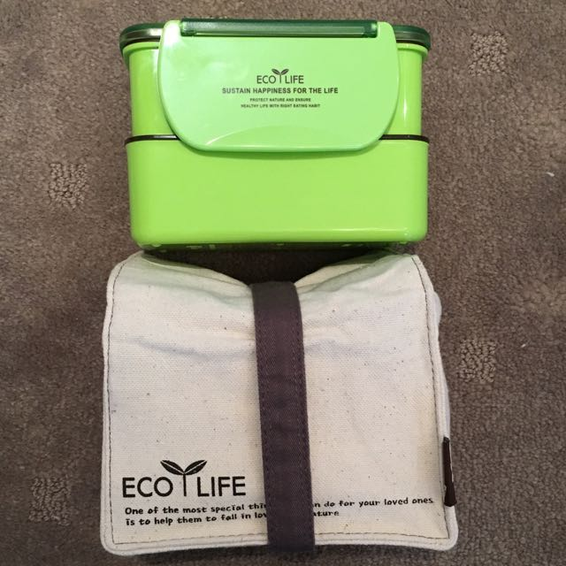 Multifunctional Eco Friendly Lunch Box Kit