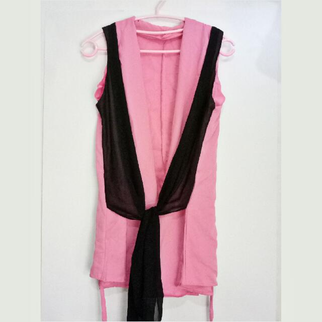 Outer Black-Pink