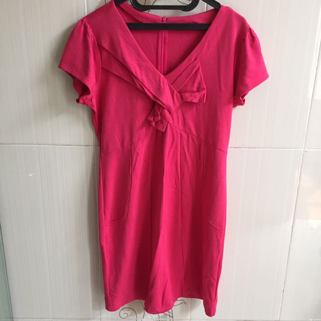Pink Hongkong Dress