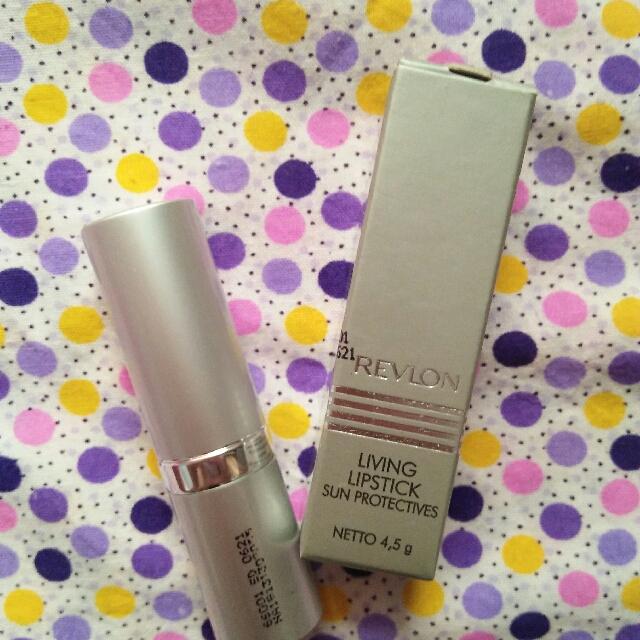 Revlon Living Lipstik Sun Protectives