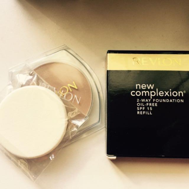 Revlon New Complexion reffils