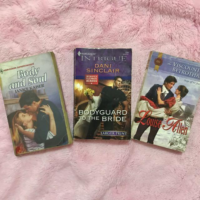 Romance Pocketbooks