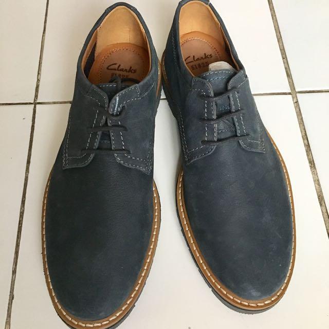 Sepatu Clarks Original 100% 87d2f63956