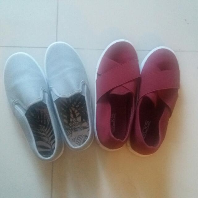 Sneaker Flats Free FS Within MM