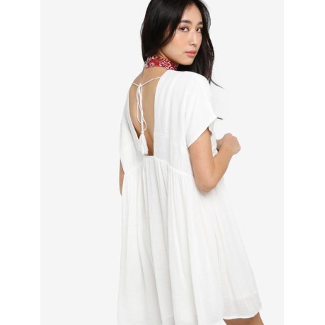 Something borrowed boho dress