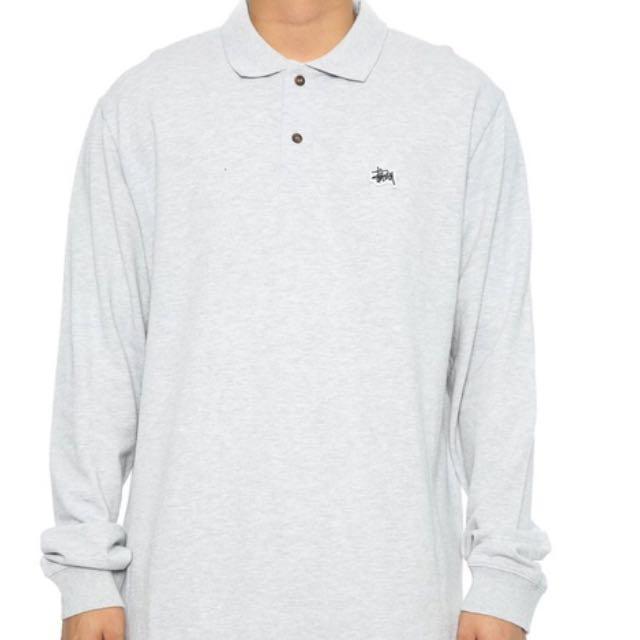 Stussy Eco Fleece Long Sleeve