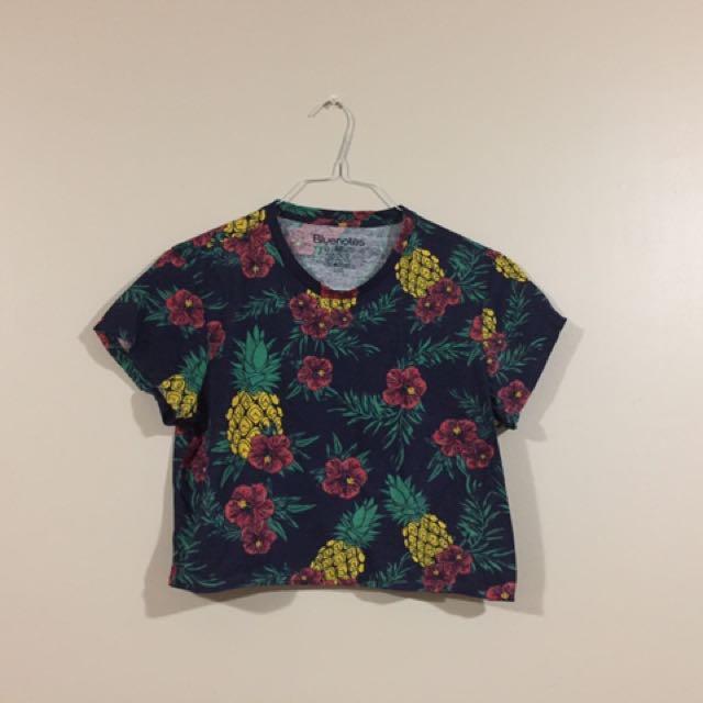 """""""summer Time"""" Short Bottom T Shirt"""