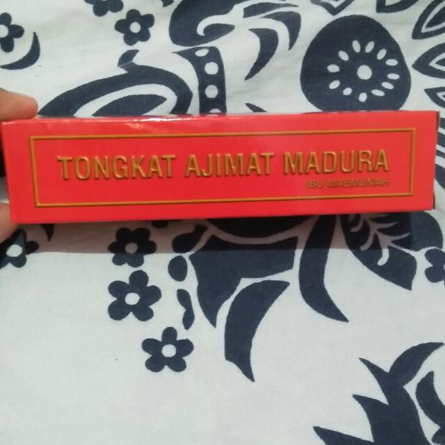 🆕 Tongkat Madura
