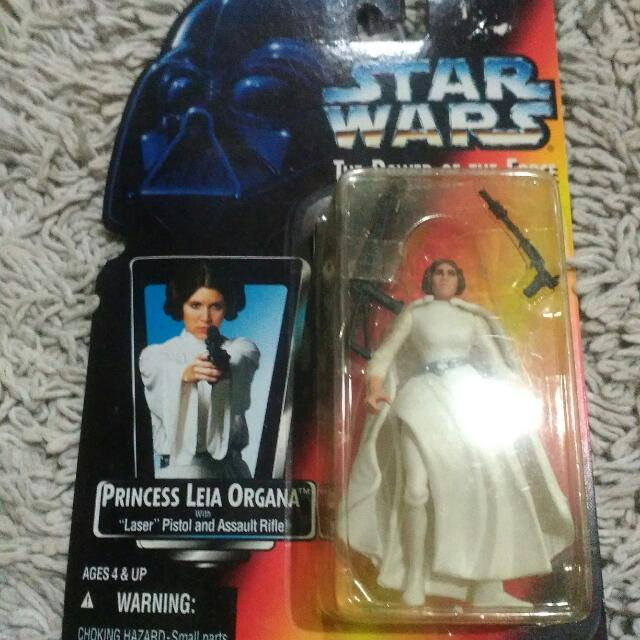 Toys Princess Leia Star Wars
