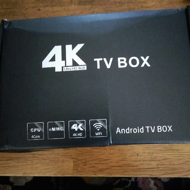 Ultra 4K Android TV Box