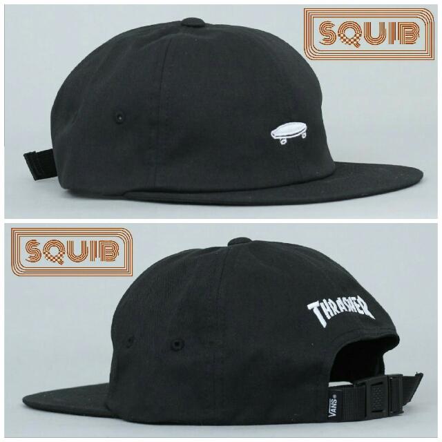 VANS × THRASHER CAP da6698babf1
