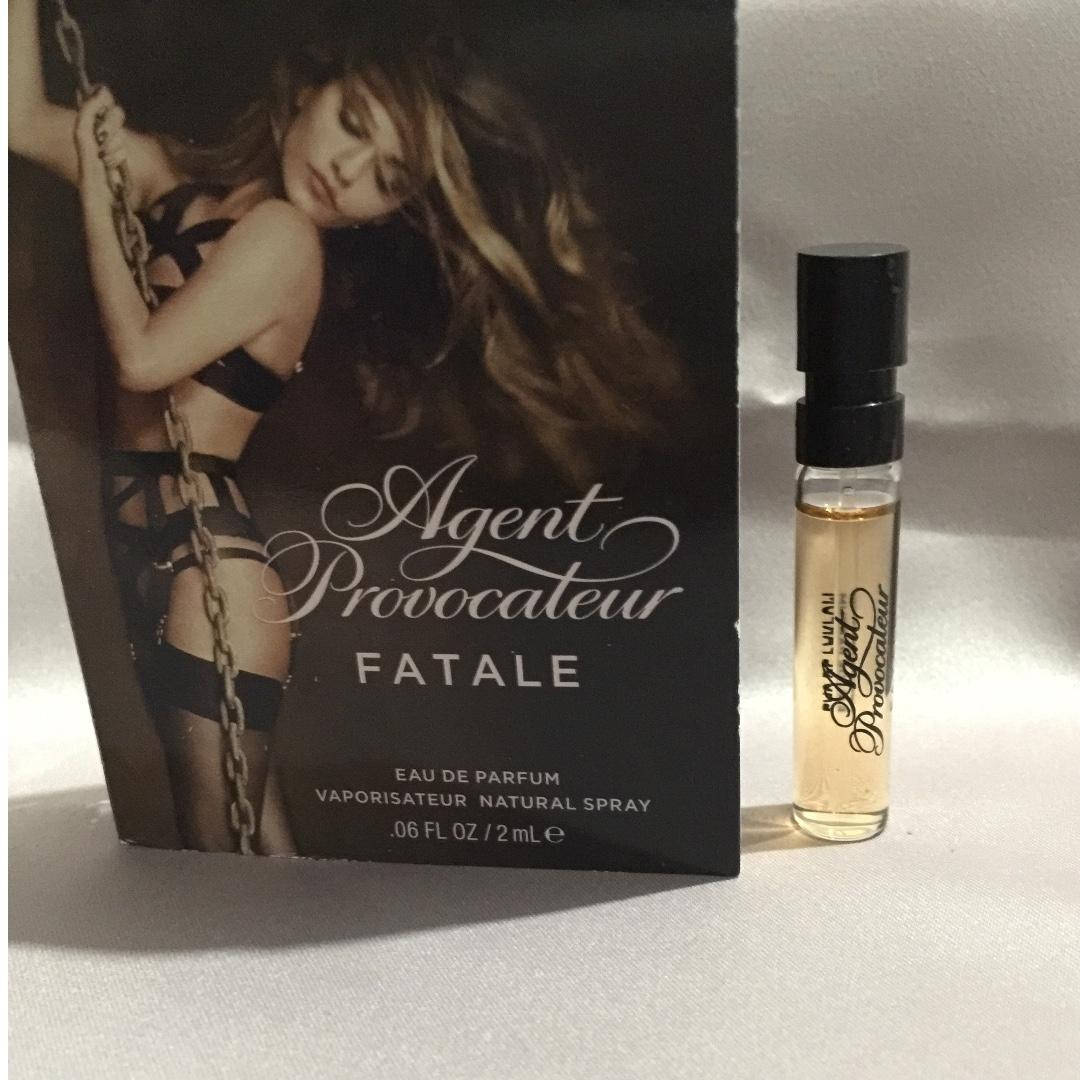 vial/ tester parfum