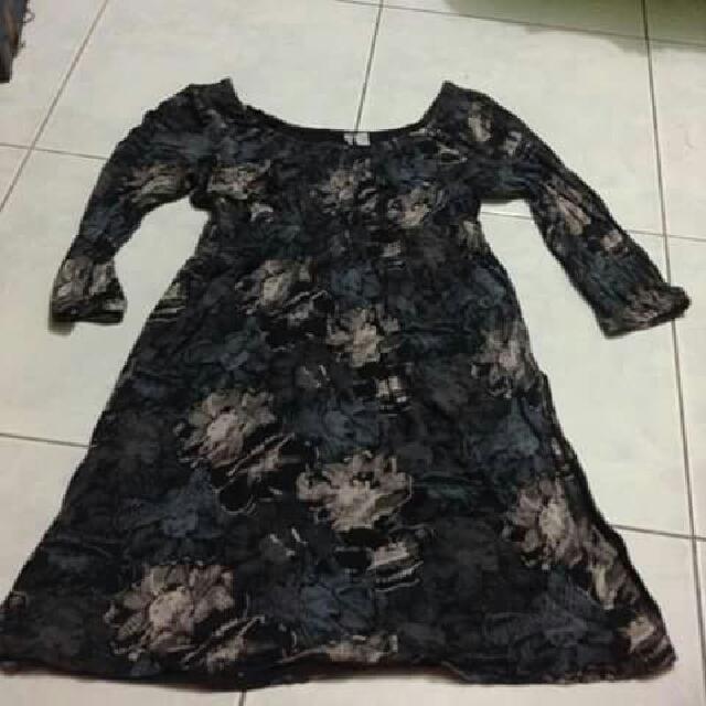 Vintage 3/4 Dress