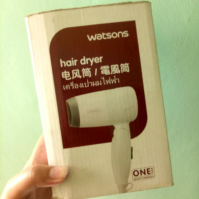 Watsons Hair Dryer/Blower