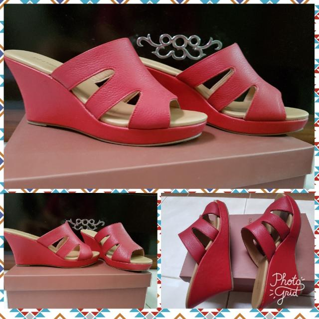 Wedges Andre Valentino Sz 36