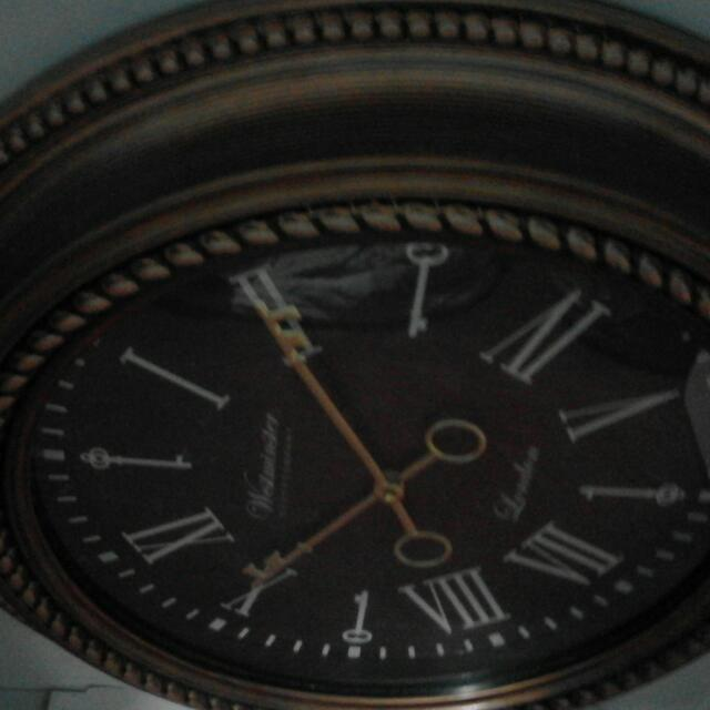Westminster Clock(big wall clock)