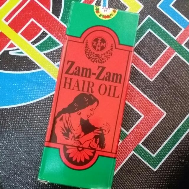 Zam Zam Hair Oil
