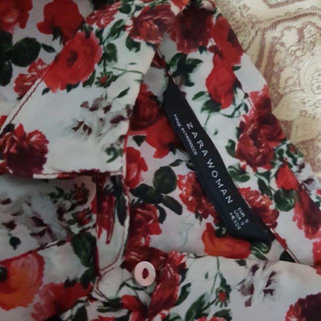 Zara Woman Kemeja