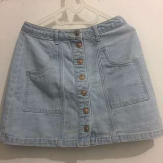 Rok Stradivarius Denim