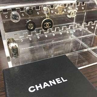 Chanel 耳環 @$700