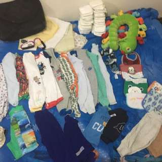 Baby Boy Clothes 000, 00, 0 ECT ECT