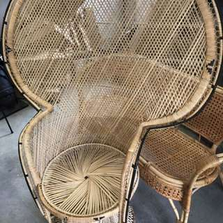 Wicked Chairs Chaises En Osier