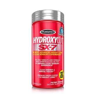 Muscletech Hydroxycut SX-7