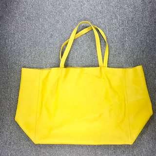 Celine Soft Leather Tote Bag