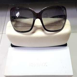 Authentic Versace Dark Maroon Colour Sunglasses