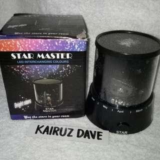 Star Master Lamp Hello Kitty