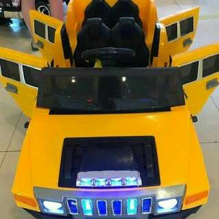 Hummer Car 🚙💨 (4 Seaters Design)