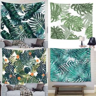 [Pre Order] New Colour Tapestry Wall Hanging