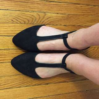 Black Aldo Shoes