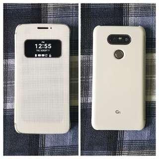 White LG G5 Phone Case