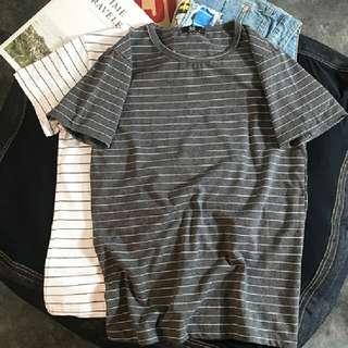 🚚 現貨全新條紋衣服