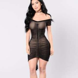 Worn Once Fashion Nova Dress