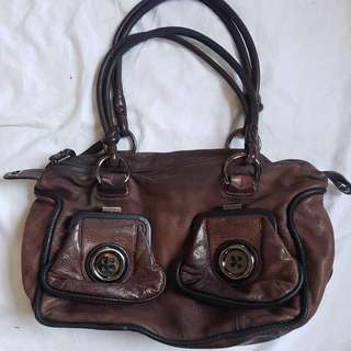 Mimco  Large Button Bag
