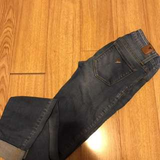 Guess Power Skinny Low Rise