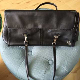 Ralph Lauren Shoulder/Hand Bag