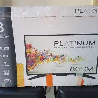 PLATINUM HD LED/LCD TELEVISION 80cm