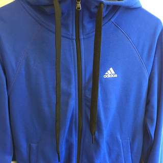 ADIDAS Women's Zip Up Jacket Lightweight Size XS New